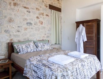 Bedroom 3: Double bedroom on the upper level