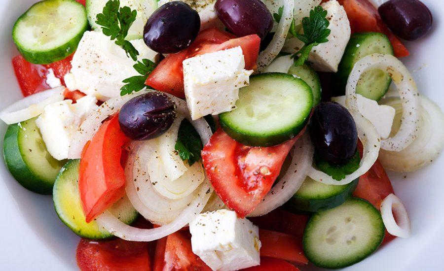 private-chef-villas-greece-greek-salad