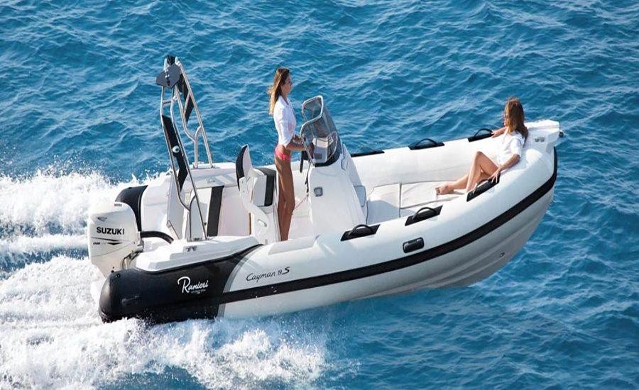 private-rib-boat-cruise-greece