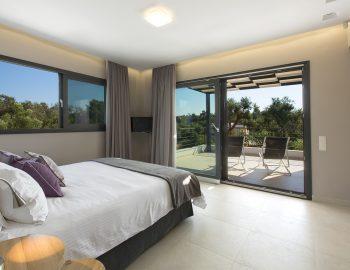 villa-acastel-corfu-greece-master-bedroom-private-balcony-view