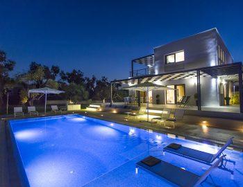 villa-acastel-corfu-greece-night-pool-view
