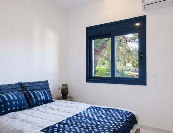 villa-alma-ammouso-lefkada-double-bedroom-with-nature-view