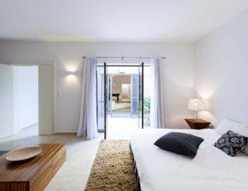 Bedroom 5: Master bedroom with walk in closet, ensuite bathroom