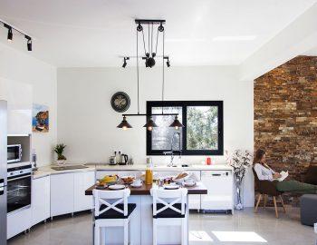 villa del mar kitchen