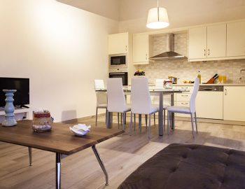 Dining - kitchen area