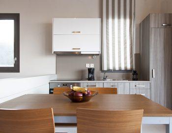 Dining - kitchen area first floor