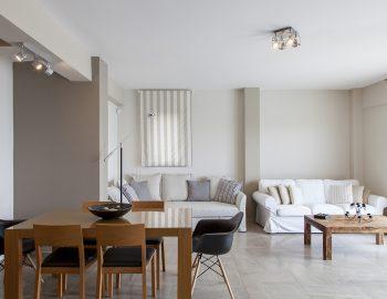 Living dining area ground floor