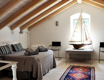 villa-seaview-corfu-greece-mazzanine-guest-bedroom