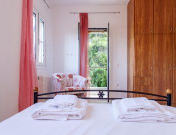 Bedroom 1: Double bedroom ground floor