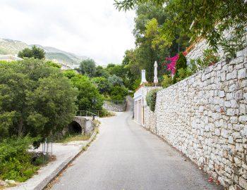 villa-sivros-lefkada-lefkas-main-entrance-village-life