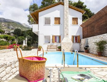 Villa Sivros Swimming pool