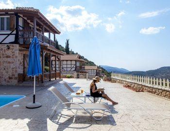 villa-vissala-paeonia-accommodation-lefkada-lefkas-xortata-view-of-complex