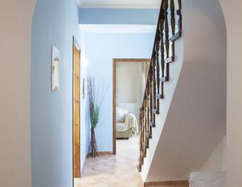 Villa-Aliki-in-tsoukalades-lefkas-town-greece-with-inside-stairs
