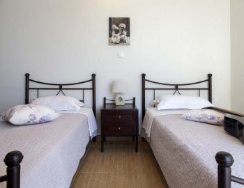 Villa-Aliki-in-tsoukalades-lefkas-town-greece-bedroom-with-two-single-beds