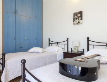 Villa-Aliki-in-Lefkada-greece-bedroom-with-two-single-beds