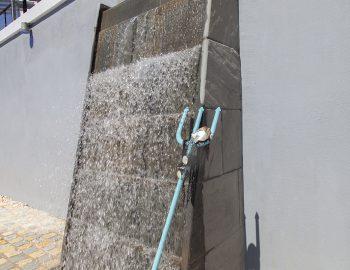 vasiliki-boutique-suites-lefkada-greece-pool-fountain-feature
