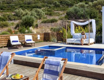 villa-alma-ammouso-lefkada-lefkas-accommodation-private pool-sitting-area-girl-reading-book