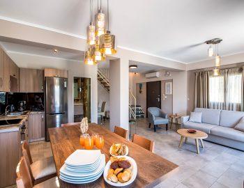 villa-drakatos-ostria-vasiliki-lefkas-open-living-dining-kitchen-area