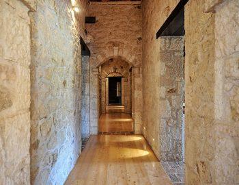 villa-eri-corfu-greece-stone-hallway