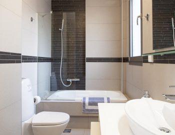 Bathroom 1: First floor