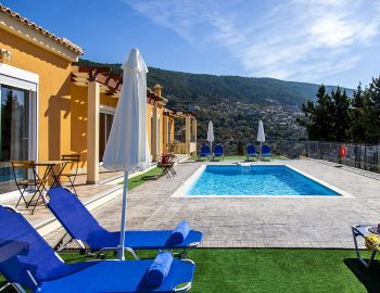 villa-mple-on-blue-athani-lefkada-greece-outdoor-pool-area-with-mountain-view