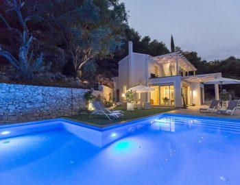 villa-ranna-corfu-greece-night-view