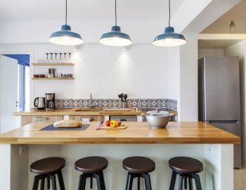 villa-selini-mikros-gialos-lefkada-greece-kitchen-bench-with-bar-stools