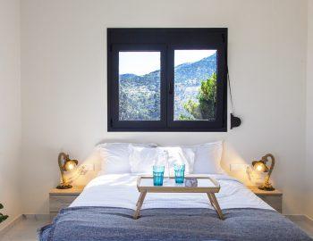 villa-sunset-kalamitsi-lefkada-greece-upstairs-double-bedroom-with-mountain-view
